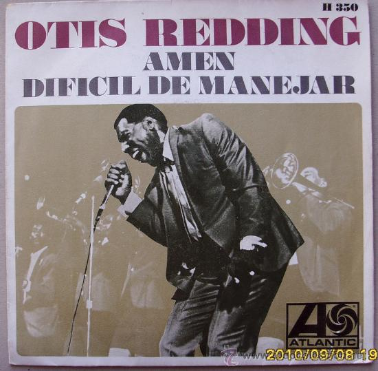 OTIS REDDING - 1968 (Música - Discos - Singles Vinilo - Jazz, Jazz-Rock, Blues y R&B)