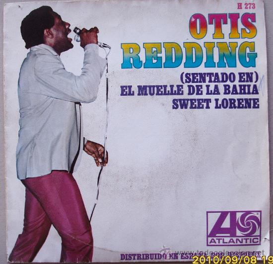 OTIS REDDING (Música - Discos - Singles Vinilo - Jazz, Jazz-Rock, Blues y R&B)