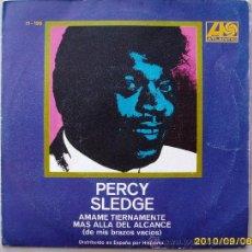 Discos de vinilo: PERCY SLEDGE. Lote 27622440