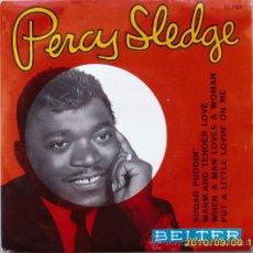 Discos de vinilo: PERCY SLEDGE. Lote 27622434
