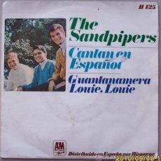 Discos de vinilo: THE SANDPIPERS. Lote 21815466