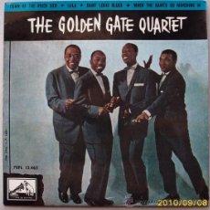 Discos de vinilo: THE GOLDEN GATE QUARTET. Lote 24514194