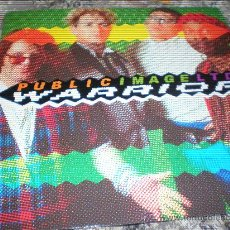 Disques de vinyle: PUBLIC IMAGE LIMITED-WARRIOR-MADE IN UK IN 1989.. Lote 26944667