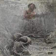 Discos de vinilo: SAINT STEVEN (USA-1969) REEDICIÓN - ROCK PSYCH LP. Lote 26763532