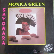 Discos de vinilo: MAXI - MONICA GREEN - SAYONARA (VERSIONE ESPAÑOLA) / VERSION INGLESA - YOKO MUSIC 1992. Lote 21836080