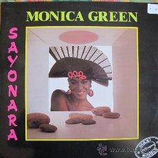Discos de vinilo: MAXI - MONICA GREEN - SAYONARA (VERSIONE ESPAÑOLA) / VERSION INGLESA - YOKO MUSIC 1992. Lote 21836143