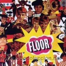 Discos de vinilo: FLOOR - FIRST FLOOR - (DINAMARCA-1967) REEDICIÓN - POP PSYCH LP. Lote 21838069