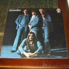 Discos de vinilo: STATUS QUO LP BLUE FOR YOU ORIGINAL PORTADA ABIERTA. Lote 21849108