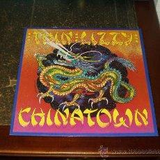 Discos de vinilo: THIN LIZZY LP CHINATOWN. Lote 21849528