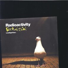 Discos de vinilo: FAT BOY SLIM RADIOACTIVITY. Lote 21859232