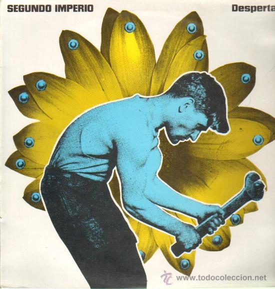 SEGUNDO IMPERIO - DESPERTAR - MAXISINGLE 1991 (Música - Discos de Vinilo - Maxi Singles - Grupos Españoles de los 90 a la actualidad)