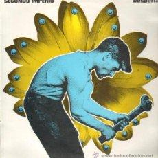 Discos de vinilo: SEGUNDO IMPERIO - DESPERTAR - MAXISINGLE 1991. Lote 21925888