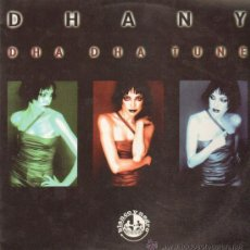 Discos de vinilo: DHANY - DHA DHA DHA - MAXISINGLE 1998 - COMO NUEVO. Lote 21925941
