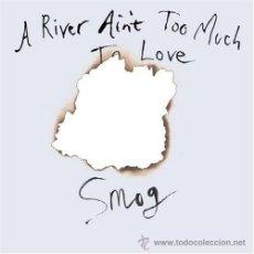 Discos de vinilo: LP SMOG A RIVER AIN´T TOO MUCH TOO LOVE NUEVO. Lote 152205854