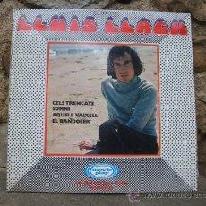 Discos de vinilo: LLUIS LLACH: EL BANDOLER ( CAMUFLADO EN CARA B ), EP 1970 MOVIE PLAY PORTADA DOBLE, COMO NUEVO . Lote 21927019