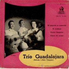 Discos de vinilo: TRIO GUADALAJARA -- NI PAPUCHI NI MAMUCHI - EL TELEFONO + 2 - EP AÑOS 50. Lote 27470130