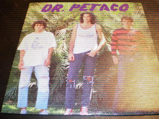 DR.PETACO-EP-I WANNA BE MARRIED TO YOU-INCLUYE COVER DE THE TROGGS. (Música - Discos de Vinilo - EPs - Grupos Españoles de los 70 y 80)