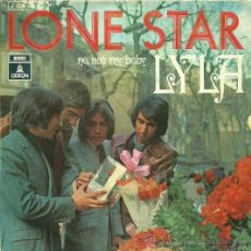 Discos de vinilo: LONE STAR SINGLE SELLO EMI-ODEON AÑO 1970. Lote 21950354