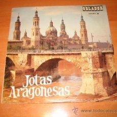 Discos de vinilo: JOTAS ARAGONESAS ORLADOR 10087 B. Lote 21960440
