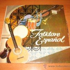 Discos de vinilo: FOLKLORE ESPAÑOL CIRCULO INTERNACIONAL LOLA FLORES . Lote 21960496