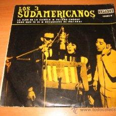 Discos de vinilo: LOS 3 SUDAMERICANOS ORLADOR 1967. Lote 21961826