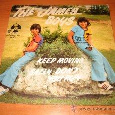 Discos de vinilo: THE JAMES BOYS BELTER 06.071 1974. Lote 21961896