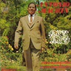 Discos de vinilo: ANTONIO MACHIN-RICO AZUQUITA + ERES TAN LINDA SINGLE VINILO 1970 SPAIN. Lote 21961954
