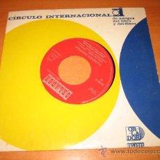 Discos de vinilo: MANOLO VARGAS Y PERICON DE CADIZ FLAMENCO GADITANO CIRCULO INTERNACIONAL. Lote 21962284