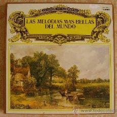 Discos de vinilo: 8 LP LAS MELODIAS MAS BELLAS DEL MUNDO (1976) SELECCIONES DEL READER´S DIGEST. ¡NUEVO!. Lote 145446914