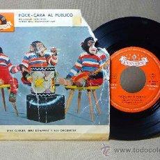 Discos de vinilo: DISCO DE VINILO, ROCK, CARA AL PUBLICO, POLYDOR, MAX GREGER, BERT KAMPFERT Y SUS ORQUESTAS, 1960. Lote 22083078