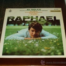 Discos de vinilo: RAPHAEL LP EL GOLFO BANDA SONORA ORIGINAL. Lote 158465170