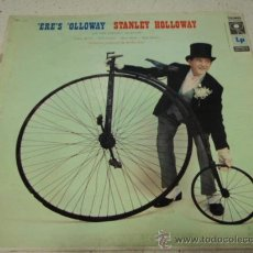 Discos de vinilo: STANLEY HOLLOWAY WITH THE LOVERLY QUARTET ' 'ERE'S 'OLLOWAY ' USA LP33 COLUMBIA. Lote 22011812
