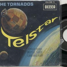 Discos de vinilo: EP 45 RPM / THE TORNADOS / TELSTAR /// EDITADO POR DECCA . Lote 22024796