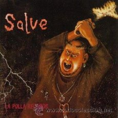Discos de vinil: LP LA POLLA RECORDS SALVE ROCK RADIKAL VASCO PUNK VINILO + 4 TEMAS EXTRA. Lote 221749997