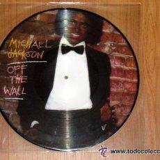 Discos de vinilo: MICHAEL JACKSON / OFF THE WALL/ LP FOTODISCO A COLOR . Lote 22042823