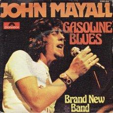 Discos de vinilo: JONHN MAYALL - GASOLINE BLUES - 1974. Lote 24099454