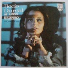 Discos de vinilo: ROCIO DURCAL 45 PS SPAIN 1967 DOS SONETOS DE AMOR. Lote 26860944