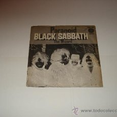 Discos de vinilo: BLACK SABBATH / PARANOID - THE WIZARD - SUPER RARO SINGLE 7 MADE IN GERMANY 1970!!!!. Lote 25483783