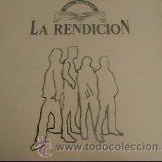 Discos de vinilo: LA RENDICIÓN - MOTEL MEDIANOCHE - LP TRAKA RECORDS ESPAÑA 1990 - LS2. Lote 27243787