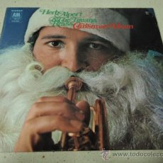 Discos de vinilo: HERB ALPERT & THE TIJUANA BRASS 'CHRISTMAS ALBUM'. Lote 22091456