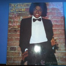 Discos de vinilo: DISCO MICHAEL JACKSON OFF THE WALL MUY BONITO. Lote 22136736