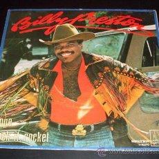 Discos de vinilo: BILLY PRESTON - HOPE + SOCK IT ROCKET - SINGLE 1981. Lote 25980027