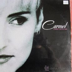 Discos de vinilo: MAXI - CARMEL - EVERY LITTLE BIT/THE CROCODILE POEM/LONG COME LIBERTY - LONDON RECORDING 1988. Lote 22144508