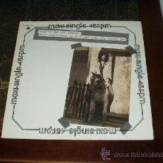 Discos de vinilo: PATTI SMITH GROUP MAXI-SINGLE HEY JOE / RADIO ETHIOPIA(LIVE VERSION) PROMO MUY RARO. Lote 26330825