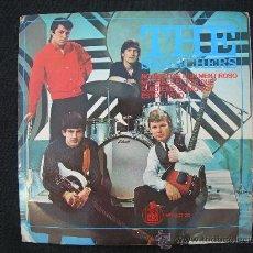 Discos de vinilo: EP THE SEARCHERS // QUIEREME COMO SOY + 3. Lote 26609784