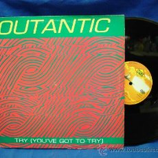 Discos de vinilo: - OUTANTIC - TRY (YOU´VE GOT TO TRY) - MAX MUSIC 1991. Lote 23532441