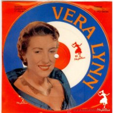 Disques de vinyle: VERA LYNN * SINGLE VINILO PICTURE DISC * LTD 1000 COPIAS * NUEVO * FOTODISCO MUY RARO!!. Lote 157003922