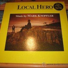 Discos de vinilo: LOCAL HERO MUSIC BY MARK KNOPFLER 1983. Lote 22284196