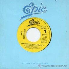 Discos de vinilo: PRAISE / ONLY YOU (LAKER BOY MIX-RADIO EDIT) SINGLE PROMO 91 SOLO CARA A. Lote 22286745
