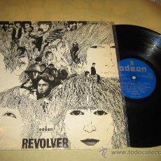 Discos de vinilo: LOS BEATLES - REVOLVER - ORIGINAL ESPAÑOL 1966. Lote 22289844